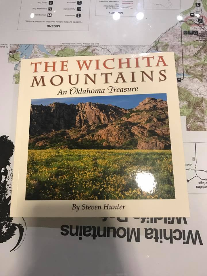 The Wichita Mountains by Steven Hunter