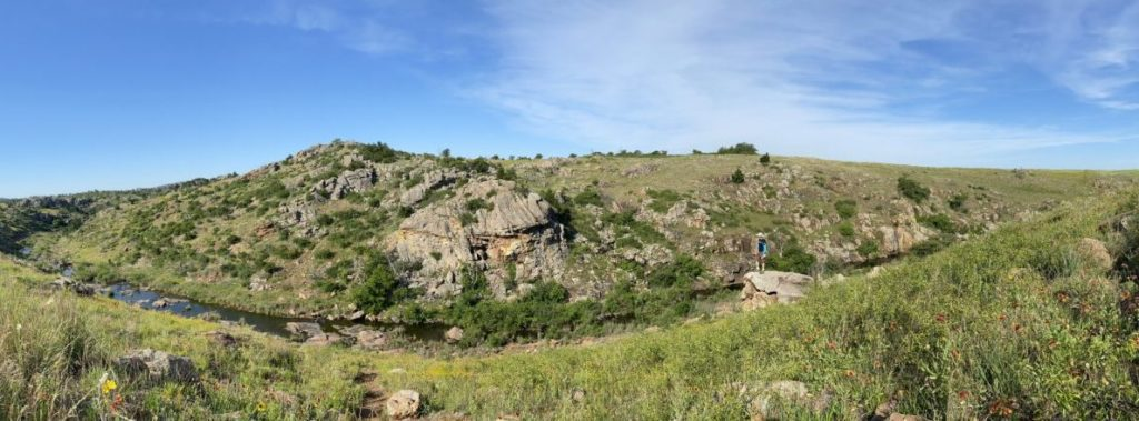Hiking Trails - Wichita Mountains Wildlife Refuge